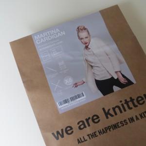 Martina Cardigan Verpackung