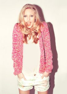 we are knitters napa cardigan pink