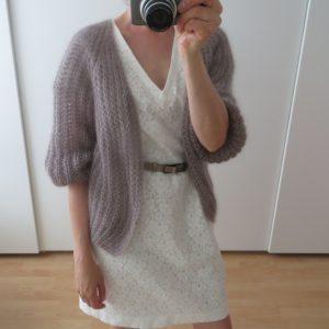 LOTILDA - Baumwolle Spitzenkleid Burda 101 B aus Heft 05/2012